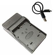 소니 W630 w570 W350 wx100 w690 wx5c W710 W830 wx220 W810, DSC-kw1에 대한 BN1 마이크로의 USB 모바일 카메라 배터리 충전기