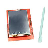 2,4-Zoll-TFT-LCD-Touch-Screen-Schirm mit Touch-Pen für arduino uno