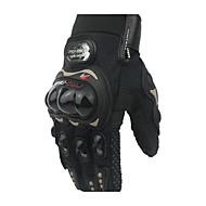 Teljes ujj Nejlon Motorkerékpár kesztyűk