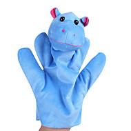 Legetøj Fingerdukke Dinosaur Høj kvalitet Hobbylegetøj Til drenge Til piger Tekstil