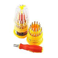 31-jedna kombinacja śrubokręt śrubokręt Zestaw narzędzi do obsługi