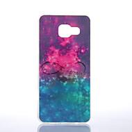 Na Samsung Galaxy Etui Odporne na wstrząsy / Odporne na kurz / IMD Kılıf Etui na tył Kılıf Moro Miękkie TPU Samsung A5(2016) / A3(2016)