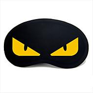Travel Sleeping Eye Mask Type 0040 Yellow Devil Eyes