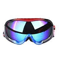 hoge kwaliteit mannen en vrouwen professionele double layer anti fog lens ski-bril
