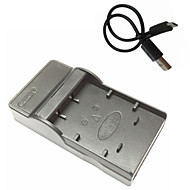 니콘 S2700 S3300 S3500 s4400 S5200 S6500 s6600에 대한 el19 마이크로의 USB 모바일 카메라 배터리 충전기