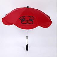 루프 맑은 우산 유모차 우산 일반적인 안티 - 외부다면 맞춤 광고 소재 우산