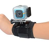 Yksijalkainen jalusta Olkaimilla Rannehihna Sukelluskotelo Case Kiinnitys Vedenkestävä varten Polaroid Cube Universaali