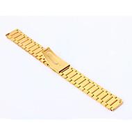 trzy stałe stali nierdzewnej zegarek zespół metalowy pasek do Samsung biegów s2 classic