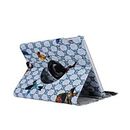 12.9 inch Bird Pattern 360 Degree Rotation PU Leather Case for iPad Pro(Assorted Colors)