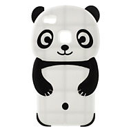 Cute Cartoon Panda Model Silicon Material Cover Case For Huawei P9/P9 Lite/P8 Lite Mobile Phone Sets