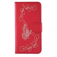 PU skórzany portfel z klapką do Samsung Galaxy S5 / S5 mini / s6 / s6 krawędzi / EDGE s6 + / S7 / S7 krawędzi
