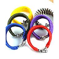 Bransoletki Bransoletka przetrwanie Nylon Line Shape Trwały / Korygujący Codzienny / Casual / Sport Biżuteria PrezentKolor mieszany /