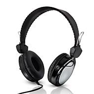Kubite T-420 해드폰 (헤드밴드)For컴퓨터With마이크 포함 / 게임 / 소음제거