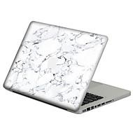 1 τμχ Προστασία από Γρατζουνιές Πλαστικές διάφανες Αυτοκόλλητο Μοτίβο ΓιαMacBook Pro 15 '' με Retina / MacBook Pro 15 '' / MacBook Pro 13