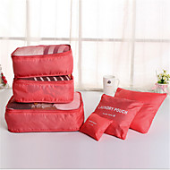 The New Travel Pouch 6 Pieces Of Package Six Sets Of Package Travel Bags
