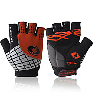 Sports Gloves Unisex Cycling Gloves Spring Summer Fall/Autumn Bike GlovesQuick Dry Breathable Anti-skidding/Non-Skid/Antiskid