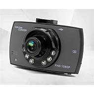 Full HD 1920 x 1080 Autó DVR 4.3 hüvelyk Képernyő Dash Cam