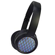 ECHOTECH YM-520BT אוזניות (רצועת ראש)Forנגד מדיה/ טאבלט / טלפון נייד / מחשבWithעם מיקרופון / ספורט / Hi-Fi / בלותוט'