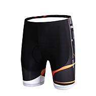 ILPALADINO Gepolsterte Fahrradshorts Herrn Unisex Fahhrad Shorts/LaufshortsAtmungsaktiv Rasche Trocknung Anatomisches Design UV-resistant
