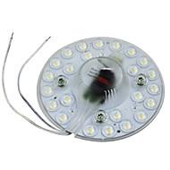 jiawenは12ワットクールホワイトは、モジュールを率いて天井ランプ光源交流180-265vを主導しました