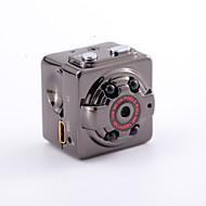 Mini DV HYQ8 Webcam HD Camera with 4pcs LED Light