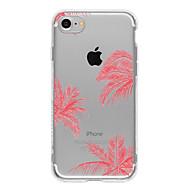 Varten iPhone 7 kotelo / iPhone 7 Plus kotelo / iPhone 6 kotelo Kuvio Etui Takakuori Etui Maisema Pehmeä TPU AppleiPhone 7 Plus / iPhone