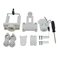 SYMA / WLToys / Yizhan X600 / X400 / X6 / x5C / X5SW / V262 / V353 / V666 / H8C RC TXJ-001 Telecamera / Camera / Video RC quadcopter