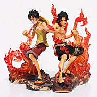 One Piece Anime Action Figure 11CM Model Toys Doll Toy