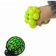 Lelut Tasainen nopeus Cube Taikapallo Erikois Lievittää stressiä / Käytännön Joke Gadget Sateenkaari läpinäkyvä Tarra / säädettävä jousi