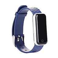 HFQ Q50 Slimme armbandWaterbestendig Lange stand-by Stappentellers Sportief Hartslagmeter Wekker Touch Screen Slaaptracker