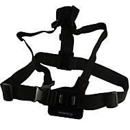 Pasek na klatkę piersiową Na ramiączkach 3D Dla SJ4000 GGopro 5/4/3/3+/2/1 Univerzál