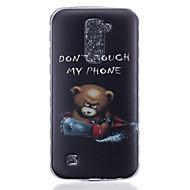 For LG etui Mønster Etui Bagcover Etui Tegneserie Blødt TPU for LG LG K10 LG K8 LG K7 LG K4 LG G5 LG G4 LG G3