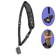 Schnellbügel einzelne Schulterkamera Schlinge für Canon Nikon Sony SLR-Kameras