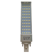 1PCS E27/G23/G24 55LED SMD2835  Warm White/White Decorative AC85-265V  LED Bi-pin Lights
