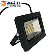 ZDM 60w 3518x288pcs 5800lm waterdicht IP68 ultra dunne outdoor licht cast warm wit / koud wit (ac170-265v)