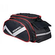 ROSWHEEL® Sac de Vélo 13LSac à bandoulière / Sac de Porte-Bagage/Double Sacoche de VéloRésistant à l'humidité / Résistant aux Chocs /