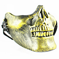 Halloween Masks Skull Mask Skull Skeleton Holiday Supplies Halloween Masquerade 1
