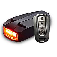 Pyöräilyvalot / tankopäähän valot / Polkupyörän jarruvalo LED - Pyöräily Kauko-ohjain / Vedenkestävä / ladattava / Anturi Litium-paristo