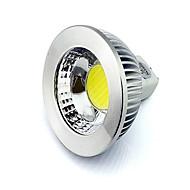 5W GU5.3(MR16) LED Spot Işıkları MR16 1 COB 450 lm Sıcak Beyaz / Serin Beyaz Dekorotif V 1 parça