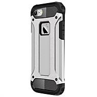 のために 耐衝撃 ケース バックカバー ケース 鎧タフケース ハード PC のために Apple iPhone 7プラス / iPhone 7 / iPhone 6s Plus/6 Plus / iPhone 6s/6