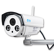 JOOAN® Wireless IP Camera 1-Megapixel Audio Recording 720P Wireless Security Outdoor Night Vision 65-100ft