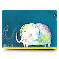 χρώμα ελέφαντα περίπτωση macbook υπολογιστή για macbook air11 / 13 pro13 / 15 pro με retina13 / 15 macbook12