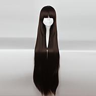 Peruki Cosplay Cosplay Cosplay Anime Peruki Cosplay 110cm CM Włókno termoodporne Kobieta