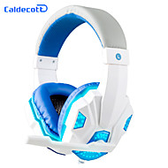 SOYTO Luminous Wired Gaming Headphones Stereo Headset 3.5mm Fone De Ouvido Auriculares Foldable Earphones Audifonos With Mic for PC Mobile Phones
