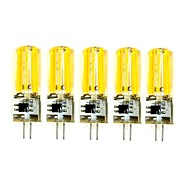 5Pcs G4 2809 Cob AC220 v 1500 lm Warm White Natural White Double Needle Waterproof Glue Lamp Other