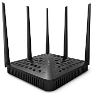 Tenda router WiFi fh1202 firmware inglese 2,4 + 5 ghz 1200mbs ripetitore wireless 11ac dual band (spina degli Stati Uniti)