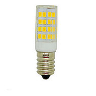 5W E14 LED Corn Lights 51 SMD 2835 450 lm Warm White / Cool White Decorative AC 220-240 V 1 pcs