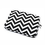 μοτίβο ζέβρας τσάντα φορητού υπολογιστή έξυπνες κάλυψη αέρα macbook 11.6 / 13.3 macbook pro 12.1 / 13.3 / 15.4