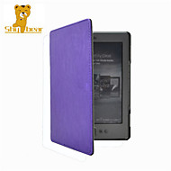 timide aimant ours ™ Housse en cuir PU intelligent pour Amazon Kindle 4 ou 5 Kindle ereader