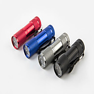 Lights LED Flashlights/Torch / Handheld Flashlights/Torch LED 120 Lumens 1 Mode XP-G2 AAAWaterproof / Rechargeable / Super Light /